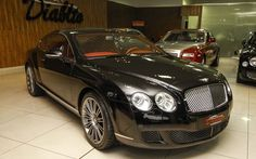 Bentley Continental GT: 2010 Bentley Continental GT Speed | Dzooom.com