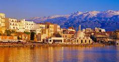 Pontos turísticos em Creta | Grécia #Creta #Grécia #europa #viagem