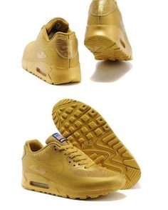 air max 90 hyperfuse gold