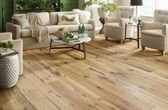 Shaw Hardwood, Wood Tile Floors, Wood Look Tile, Engineered Hardwood Flooring, Hardwood Floors, Oak Flooring, White Oak Floors, Flooring Ideas, Home