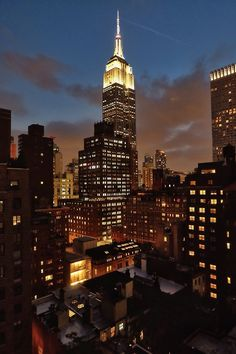 Empire State Building, mamudsny
