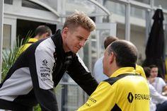 """ニコ・ヒュルケンベルグ 「ルノーは""""新しいガールフレンド""""」  [F1 / Formula 1]"""