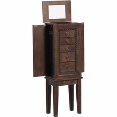 Threshold Jewelry Armoire 6900 bedroom ideas Pinterest
