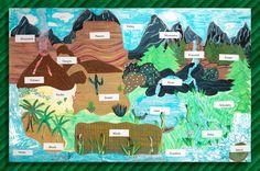 Across the Landscape lesson plan
