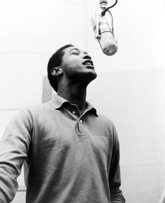 sam cooke singing - Google Search