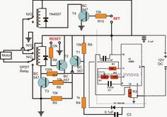 How to Build a Reverse Forward Motor Timer Circuit for Incubator Mechanism - Making Easy Circuits