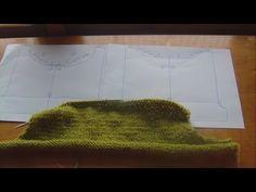 Πλεκτα με βελονες-ΠΩΣ ΝΑ ΚΛΕΙΣΟΥΜΕ ΠΟΝΤΟΥΣ ΓΙΑ ΛΑΙΜΟΚΩΨΗ - YouTube I Cord, Knitting Stitches, Tips, Youtube, Bebe, Do Crafts, Knitting Patterns, Advice, Knit Stitches