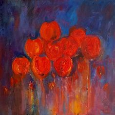 Buy Happiness is orange, Oil painting by Lynn Keddie on Artfinder. Discover thousands of other original paintings, prints, sculptures and photography from independent artists.