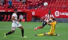 Sevilla's title hopes hit by late win for Athletic Bilbao - FOOTBALL FLAME