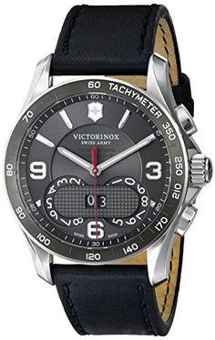 Victorinox Unisex 241616 Chrono Classic Analog Display Swiss Quartz Black Watch Victorinox http://www.amazon.com/dp/B00FHH1UJQ/ref=cm_sw_r_pi_dp_aApnub0BAA3NY