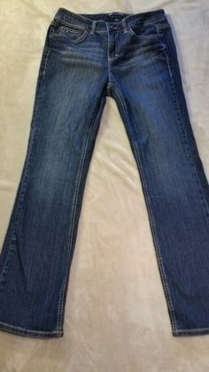 WOMEN'S TOMMY HILFIGER HOPE BOOT STYLE JEANS, SIZE 6  MEDIUM WASH #TommyHilfiger #BootCut