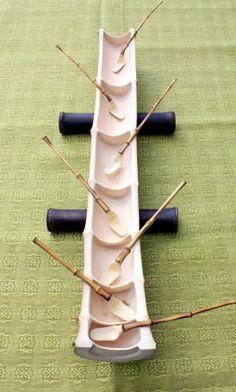 Japanese Bamboo Dish