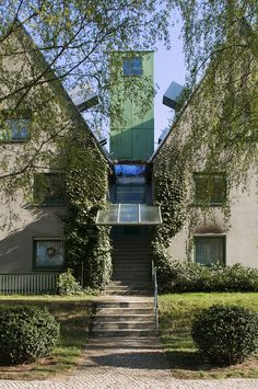Tegel Housing, Berlin/ John Hejduk | por d.teil
