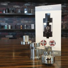 #Smok #TF-RTA #Atomizer G4, a new masterwork by Smok, characterizes in its patented swivel top cap design. Moreover G4'S big build deck(16mm) and adjustable airflow system make stable high vapors and get you real high. Smok TF-RTA Atomizer G4, your reliable choice!  #Cacuqecig #TFRTA #Vaping #Ecigarette #EcigWholesale