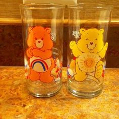 I just discovered this while shopping on Poshmark: 1983 CareBear Collector glasses.. Check it out!  Size: OS