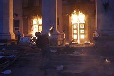I tre giorni di scontri a Odessa