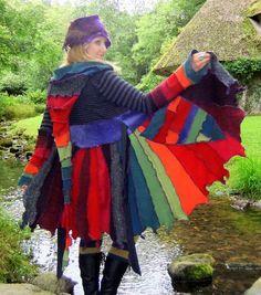 i want a fairy coat now.