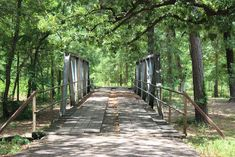 George Bridge at Quitman Arboretum