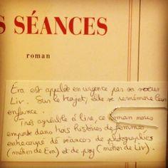 Les séances de Fabienne Jacob @editions_gallimard  Coup de coeur @robert_myriam @librairie_halldulivre à Nancy #ideescadeaux #book #livre #lespetitsmotsdeslibraires