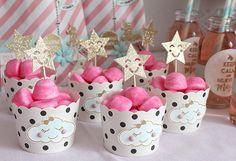 Ballerina Birthday, Girl First Birthday, Unicorn Birthday, 1st Birthday Parties, Birthday Table Decorations, Baby Shower Decorations, Eid Crafts, Baby Event, Airplane Party
