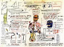 Undiscovered Genius - Jean-Michel Basquiat