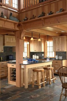 Rustic Kitchen Theme Changing the Home Look with Rustic Kitchen Design Ideas