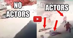 Video Exposes Crisis Actors Faking an ISIS Car Bombing — Media Reports it as REAL