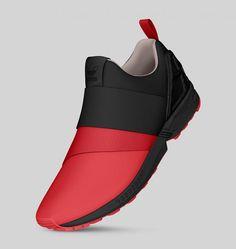 Image: Mi adidas Originals ZX Flux Slip into a Brand New Design Image #2
