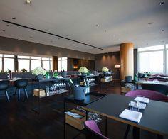 Hugos Restaurant eröffnet neue Geschmackswelten! Erleben Sie das spektakuläre Panorama Berlins und kulinarisches Sterneessen von Eberhard Lange.