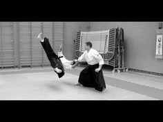 Aikido - Irimi Nage - YouTube