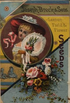 Better gardens for ... / Breck's of Boston. :: Nursery and Seed Catalogs