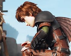 I won't let you go #hiccup