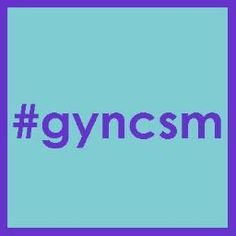 @gyncsm #gyncsm - a community for those impacted by gynecologic cancers Est. 8/'13 Mod's: @womenofteal @btrfly12 @drdonsdizon @DrMarkham @journeycancer @DrBeckerSchutte