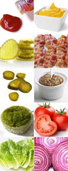 My Picks: Fave Jarlsberg Cheeseburger Toppings #Fave395992