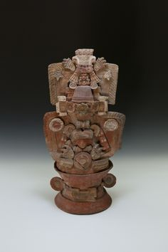 Incense Burner | Teotihuacan (Mexico) Created: Classic Period, 350-550 CE..