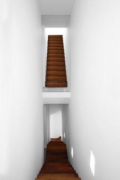 Escalera.