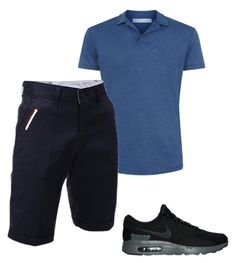 dad by luziagalvang on Polyvore featuring Orlebar Brown, NIKE, men's fashion and menswear