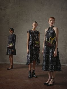 H&M x Erdem is a dream.  See more of the collab looks here!