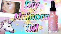 DIY Unicorn Oil