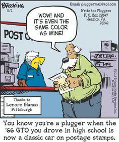 Pluggers on Gocomics.com