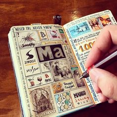 Spanish Artist Transforms Travel Experiences Into Breathtaking Illustrated Journals. – InspireMore Art Journal Pages, Sketch Journal, Drawing Journal, Art Journals, Travel Journals, Kunstjournal Inspiration, Art Journal Inspiration, Urban Drawings, Journal Croquis