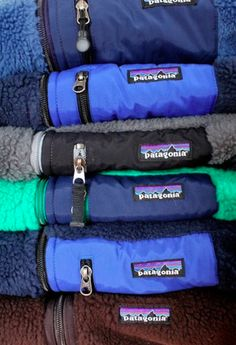 I can literally NEVER have too much Patagonia.