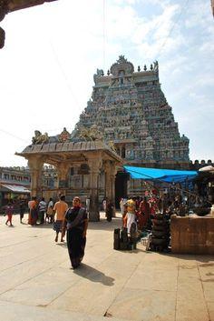 Jambukeswarar Temple, Tiruchirapalli.   Photo shared by Ms Giulia Ferrari. #CoxandKings