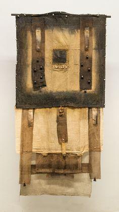 ritual garment 62X125 by Irini Gonou