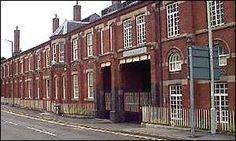 The original Minton tile factory
