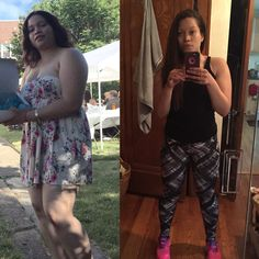 Great success story! Read before and after fitness transformation stories from women and men who hit weight loss goals and got THAT BODY with training and meal prep. Find inspiration, motivation, and workout tips | 34 Pounds Lost: Weight loss after twins