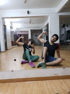 Fitness Couples, Fit Couples, Workout Gear, Workouts, Friendship, Motivation, Inspiration, Romantic Couples, Married Couple Photos