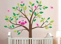 Wall decals baby nursery  wall decals wall by ArtHomeDecals, $85.00