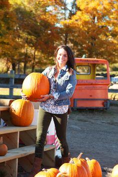 Classy Girls Wear Pearls: Pumpkin Heads