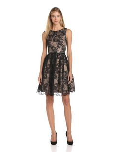 Jessica Howard Women's Shirred-Neck Party Dress « MyStoreHome.com – Stay At Home and Shop